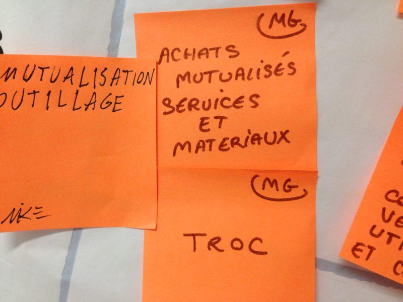 Mutualisation atelier Rennes
