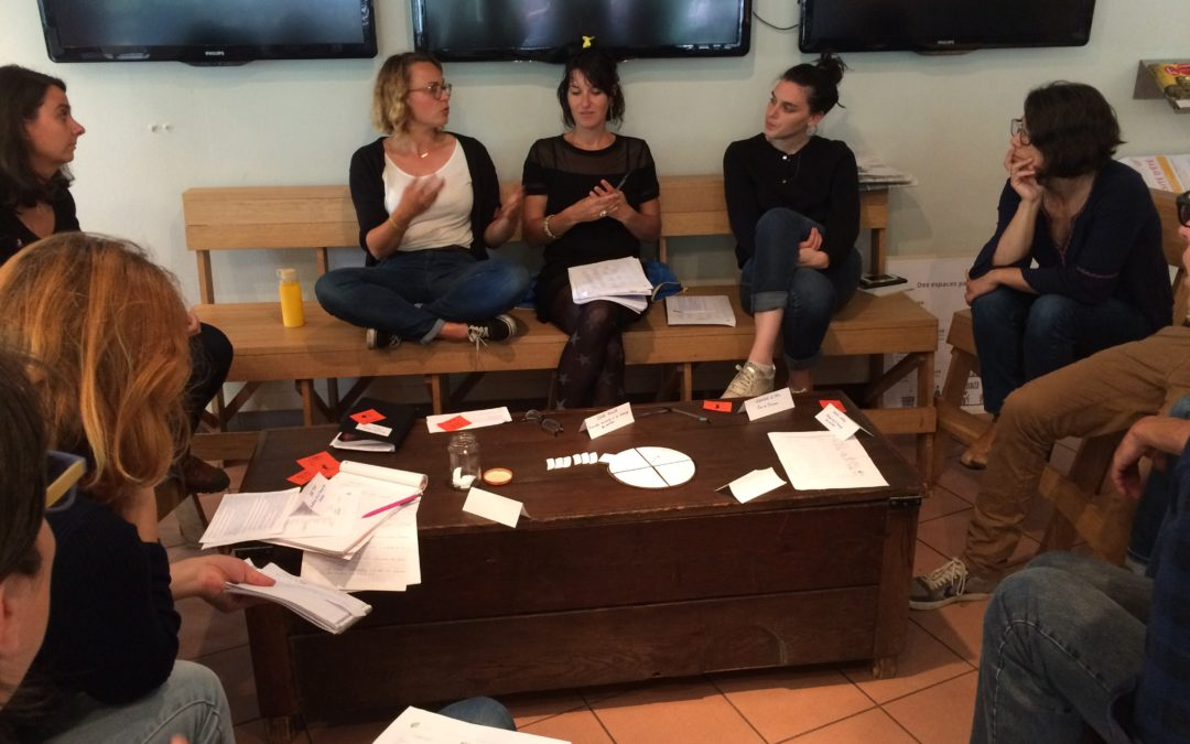 « Tiers-lieux de créations et territoires créatifs » : pendant trois jours de formation, les participants ont appris à faire ensemble